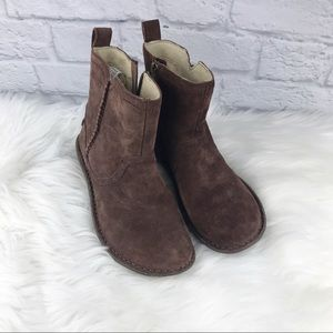 UGG Suede Neevah Boots ♥️ Great Condition